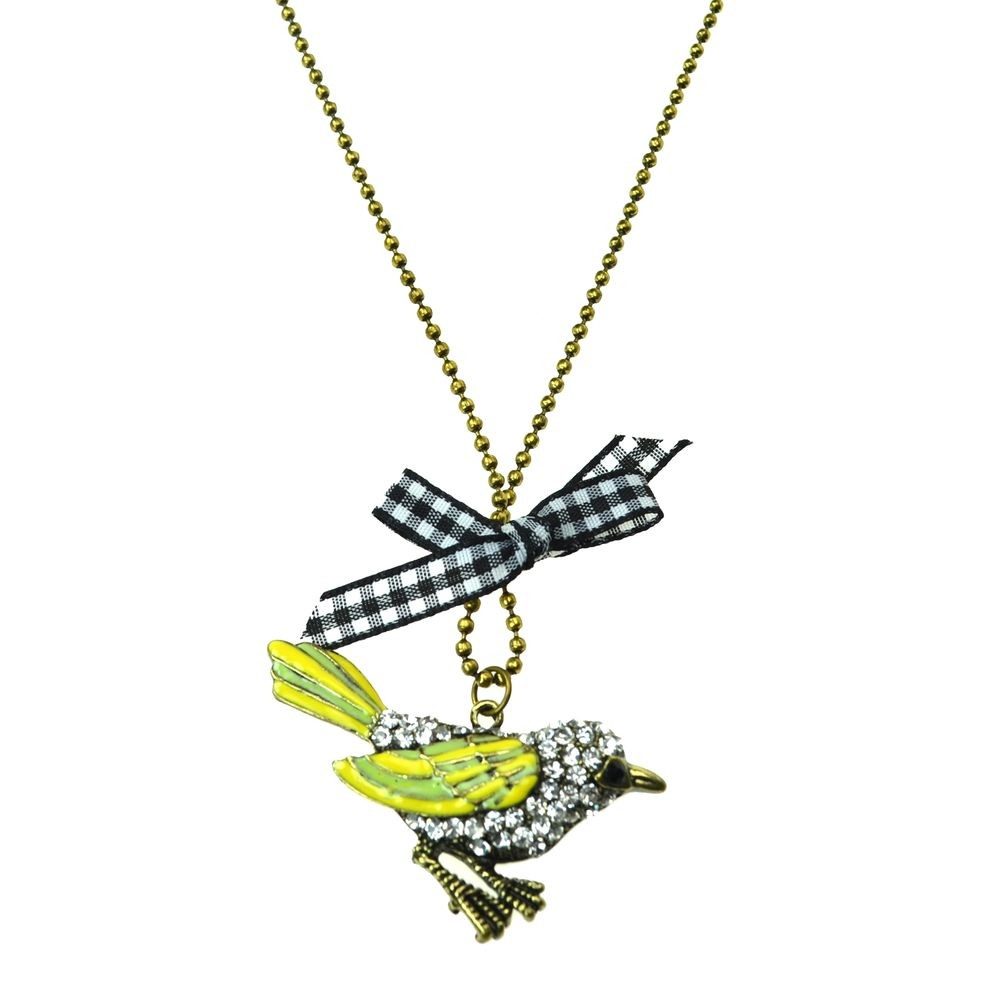 INNOCENT LIFESTYLE - BIRD NECKLACE (ANBB) LADIES SKY