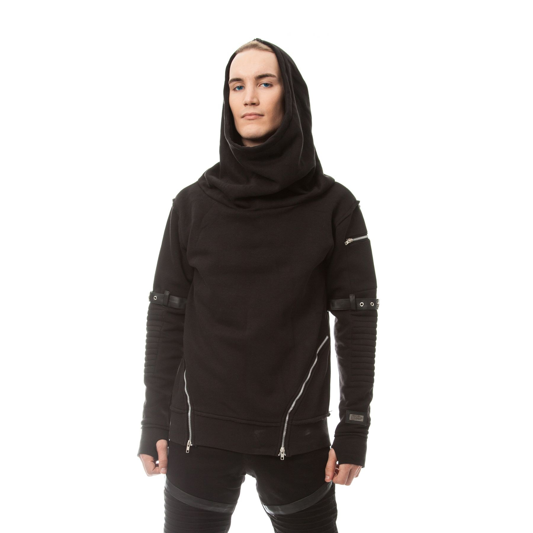 VIXXSIN - VOYAGE HOOD MENS BLACK