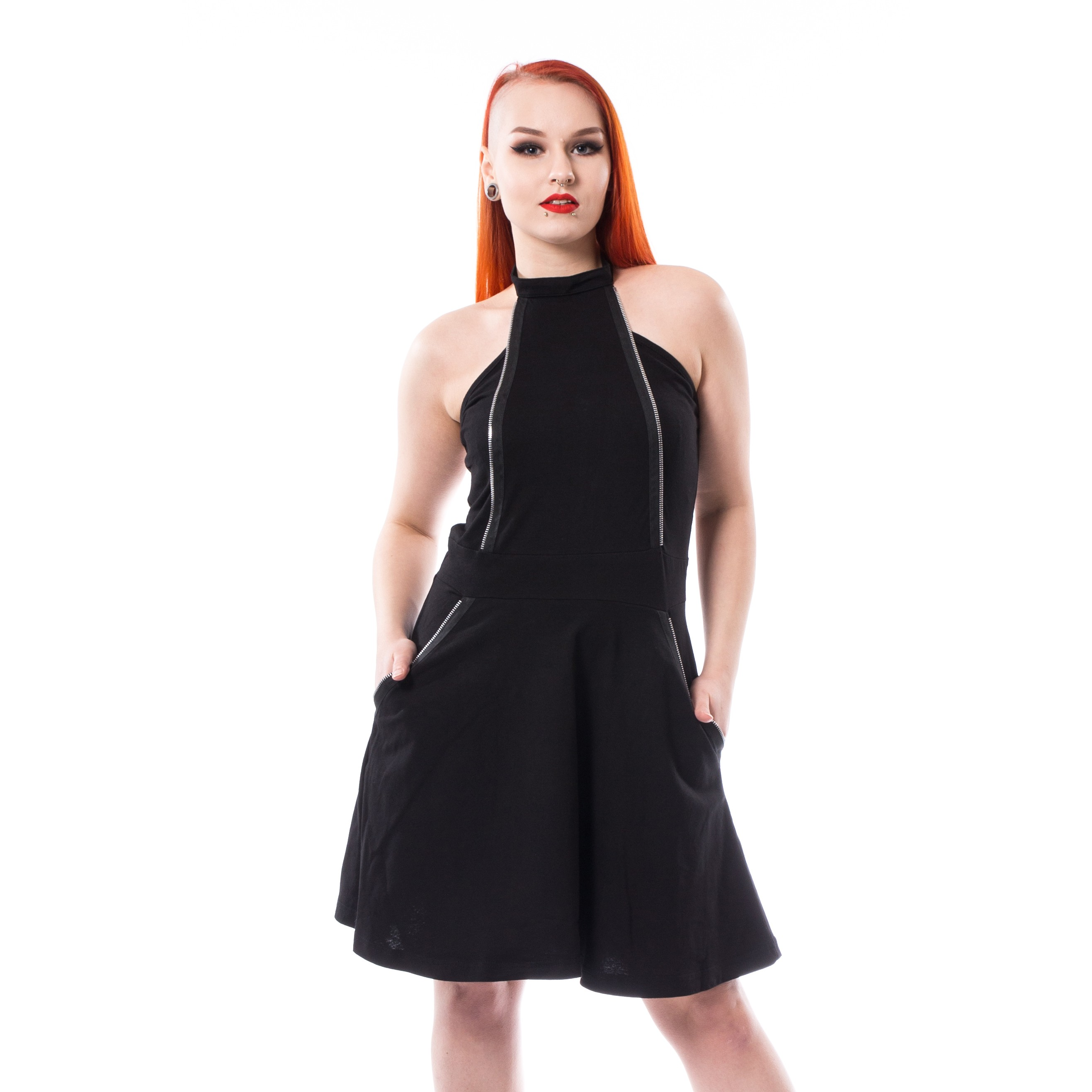 HEARTLESS - Hedvig Dress Ladies Black *NEW IN-a*