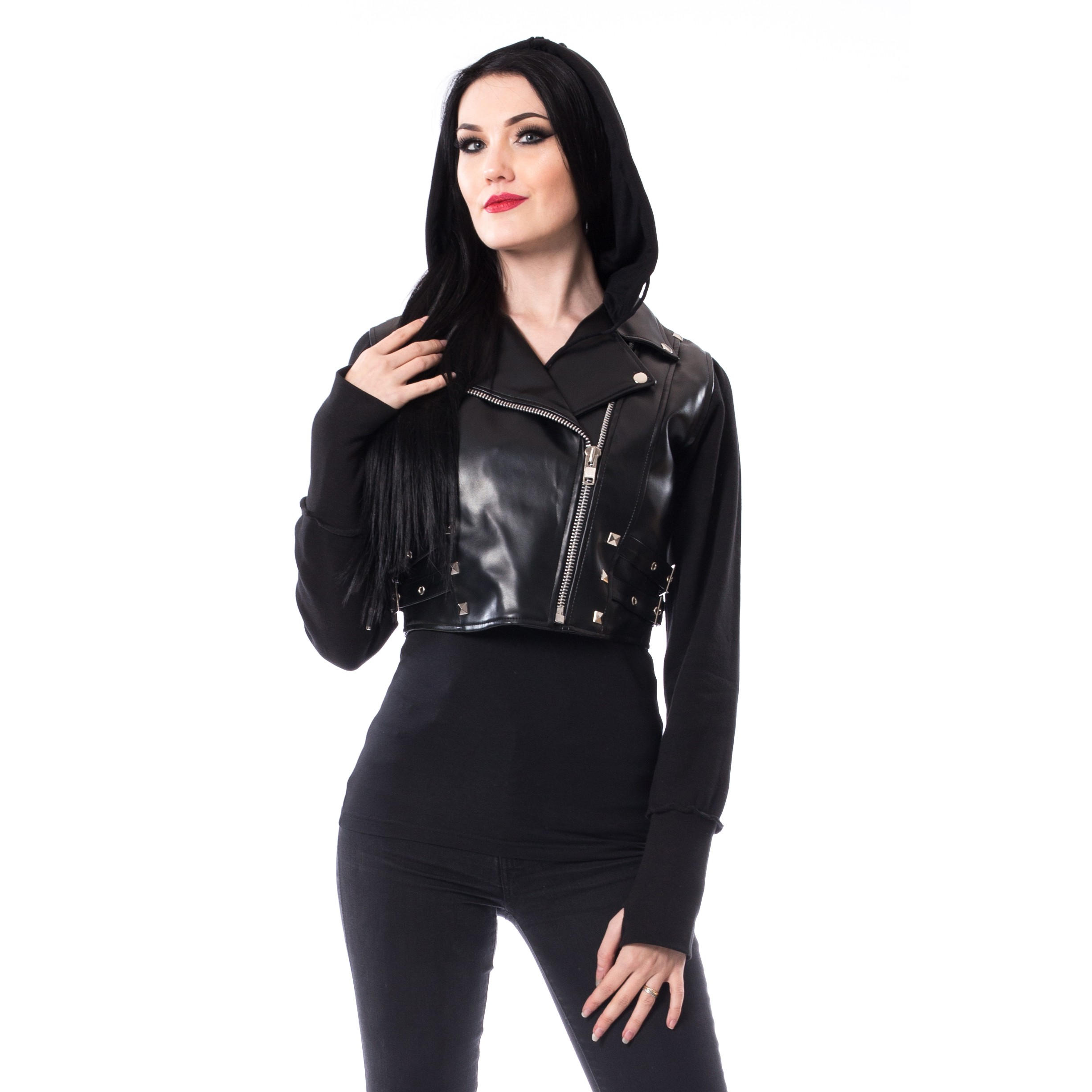 HEARTLESS - Johanna Jacket Ladies Black *NEW IN-a*