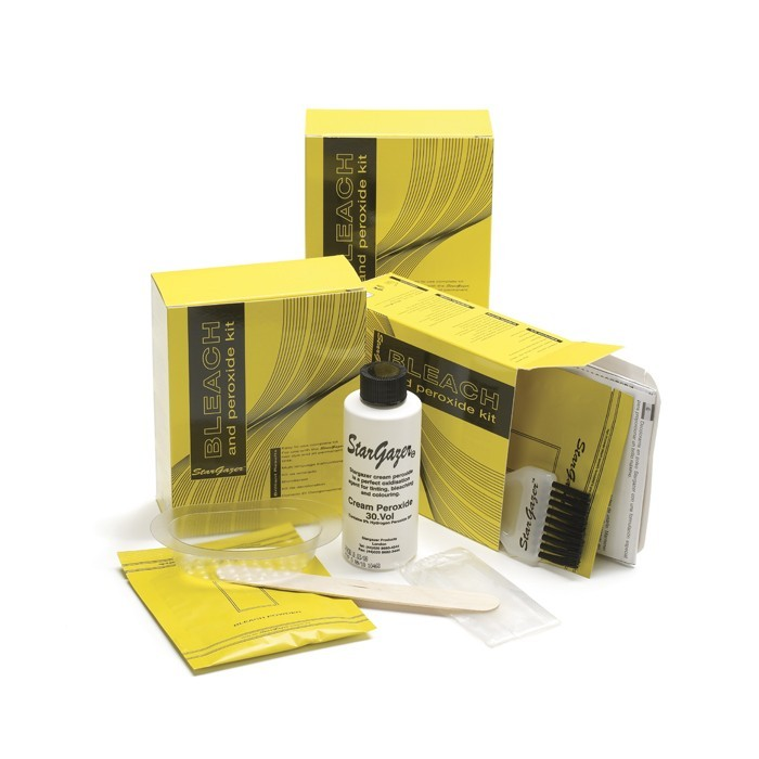 STARGAZER COSMETICS - Bleach & Peroxide Kit