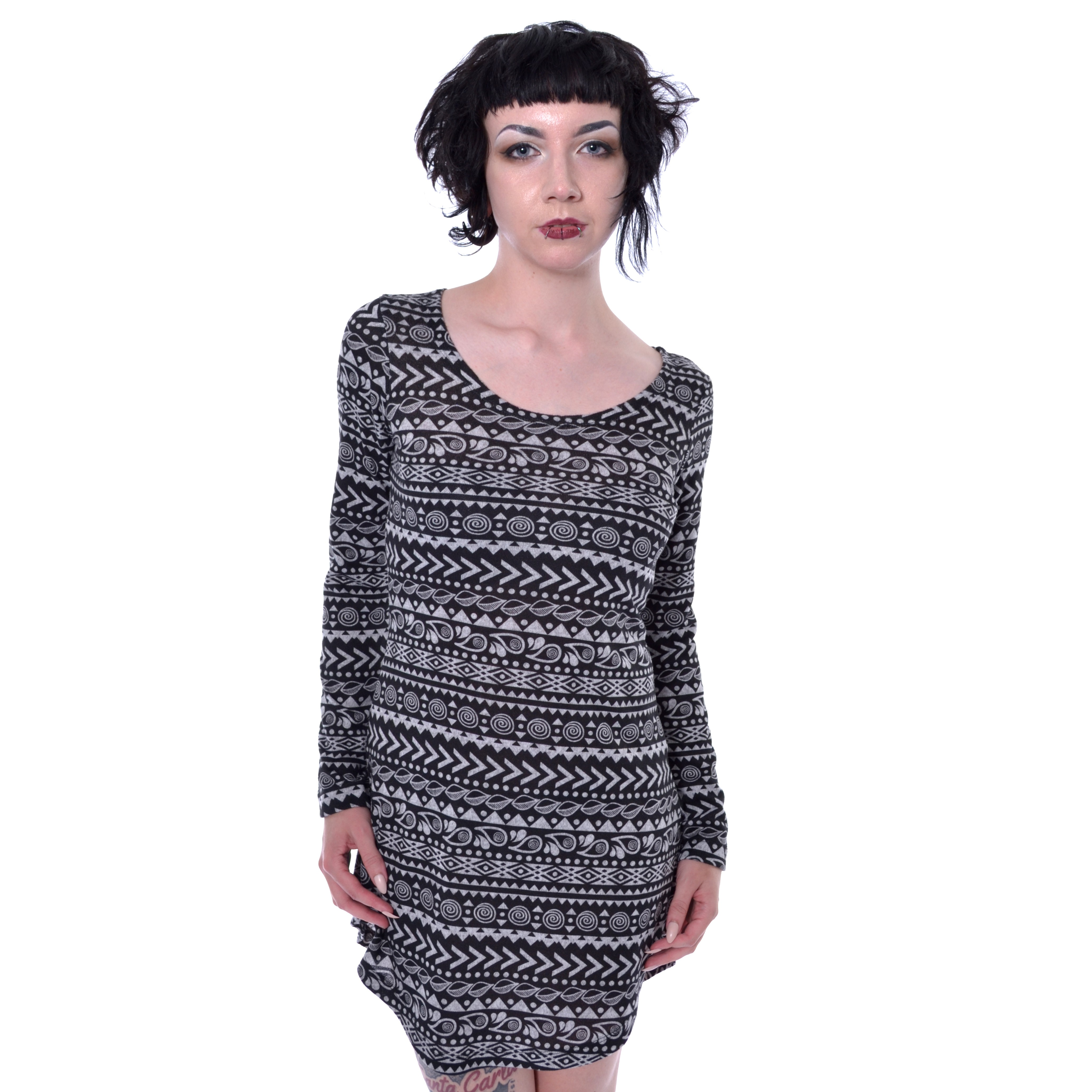 INNOCENT LIFESTYLE - Winter Dress Ladies Black *a1