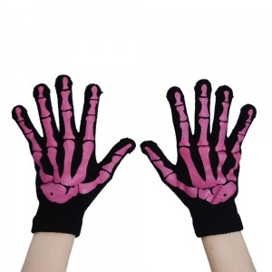 POIZEN INDUSTRIES - BGG GLOVES LADIES BLACK/PINK