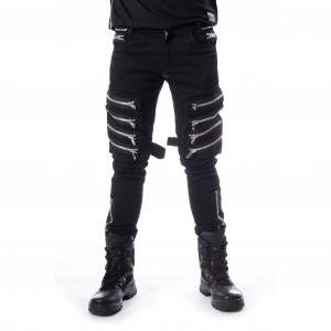HEARTLESS - Aino Pants Mens Black *NEW IN-a*