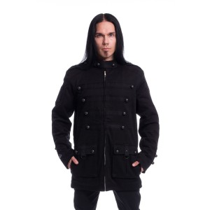 HEARTLESS - Brannon Jacket Mens Black *NEW IN*