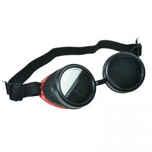POIZEN INDUSTRIES - CG2 GOGGLES LADIES RED