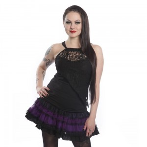 ALCHEMY - DAY DREAMER TOP LADIES BLACK