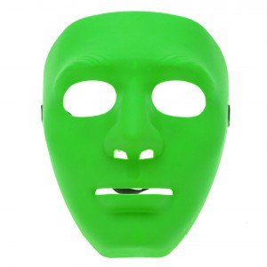 POIZEN INDUSTRIES - FACE MASK LADIES GREEN