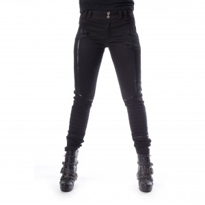 CHEMICAL BLACK - Jenna Pants Ladies Black *NEW IN-a*