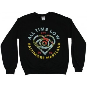 All Time Low - Baltimore Sweater