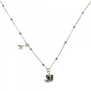INNOCENT LIFESTYLE - ANPM NECKLACE LADIES SILVER
