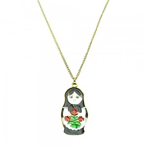 INNOCENT LIFESTYLE - DOLL NECKLACE (ANRD) LADIES WHITE