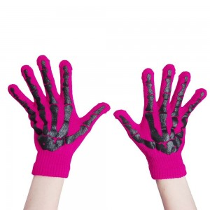POIZEN INDUSTRIES - BGG GLOVES LADIES PINK/BLACK