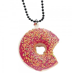 CUPCAKE CULT - DNP1 NECKLACE LADIES PINK