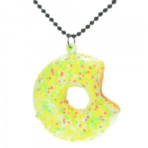 CUPCAKE CULT - DNP1 NECKLACE LADIES WHITE