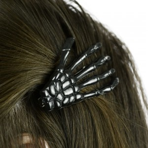 POIZEN INDUSTRIES - BHC BONE HAIRCLIP LADIES BLACK