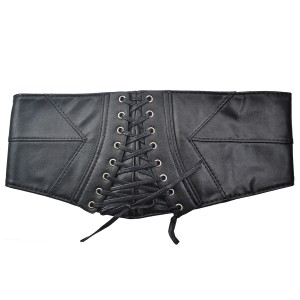 VIXXSIN - CORSET BELT LADIES BLACK