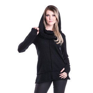 INNOCENT LIFESTYLE - KURE TOP LADIES BLACK
