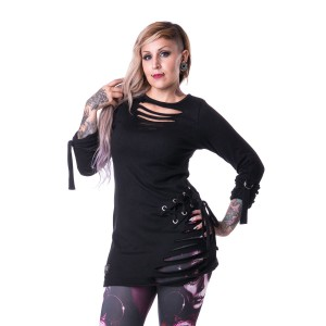 VIXXSIN - MIST TOP LADIES BLACK