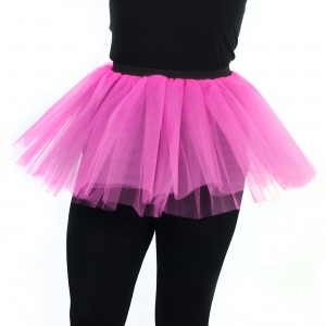 POIZEN INDUSTRIES - COR TUTU LADIES DARK PINK