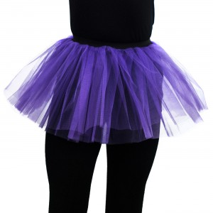 POIZEN INDUSTRIES - COR TUTU LADIES DARK PURPLE