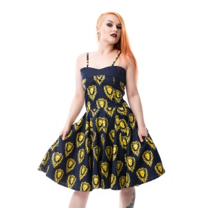 WARCRAFT - ALLIANCE ICON DRESS LADIES BLUE