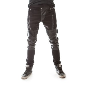 VIXXSIN - BRONX PANTS MENS BLACK