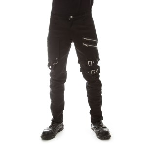 VIXXSIN - ICEBREAKER PANTS MENS BLACK