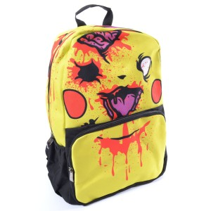 CUPCAKE CULT - CHU CHU BAG LADIES YELLOW/BLACK