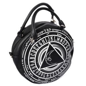POIZEN INDUSTRIES - CURSE BAG LADIES BLACK