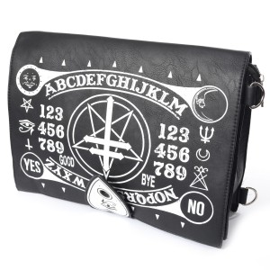 POIZEN INDUSTRIES - OCCULT BAG LADIES BLACK