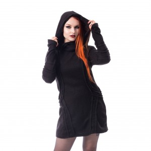 VIXXSIN - Adalena Top Ladies Black *a1