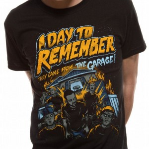 A Day To Remember - Garage T-Shirt