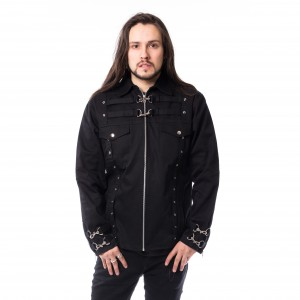 CHEMICAL BLACK - Aleksi Jacket Mens Black *NEW IN-a*
