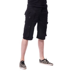 VIXXSIN - ALERON SHORTS MENS BLACK