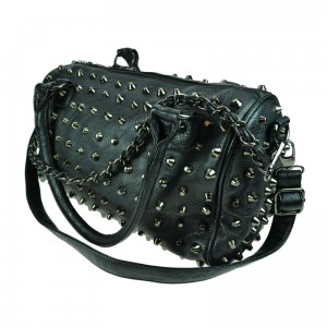 CUPCAKE CULT - ANARCHY BAG LADIES BLACK