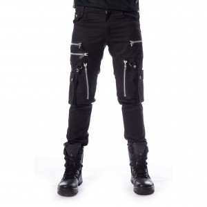 VIXXSIN - Andre Pants Mens Black *NEW IN-a*