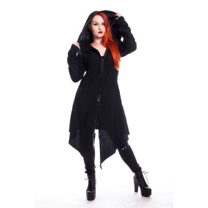 CHEMICAL BLACK - Arch Angel Cardigan Ladies Black *NEW IN*