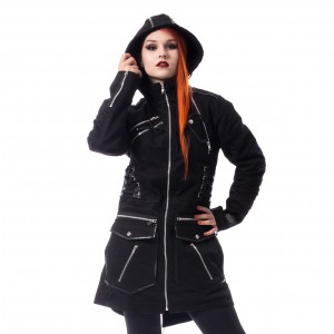 VIXXSIN - Arch Parka Ladies Black *a1