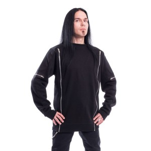 CHEMICAL BLACK - Ares Top Mens Black *NEW IN*