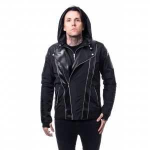 VIXXSIN - ARLO JACKET MENS BLACK |c|