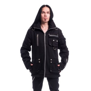 CHEMICAL BLACK - Arsen Jacket Mens Black *NEW IN*