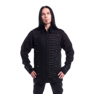 POIZEN - Axel Jacket Mens Black *NEW IN*