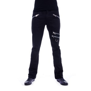 VIXXSIN - Axton Pants Mens Black *NEW IN*