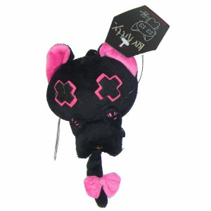 LUV BUNNY'S - BABY VANITY LADIES BLACK/PINK