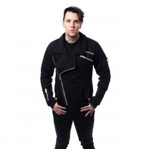 VIXXSIN - BLAKE COAT MENS BLACK |c|
