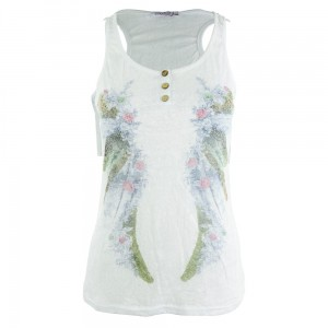 INNOCENT LIFESTYLE - BOUTIQUE VEST LADIES WHITE