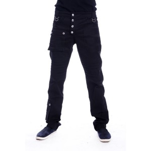 VIXXSIN - Cameron Pants Mens Black *NEW IN*
