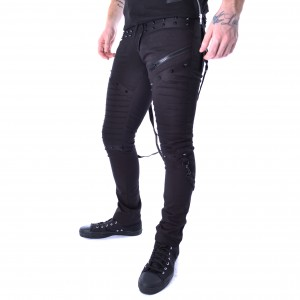 VIXXSIN - Chrome Pants Mens Black *a1