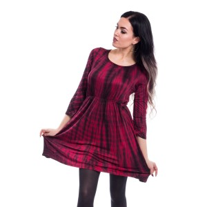 INNOCENT LIFESTYLE - Corrie Dress Ladies Red *NEW IN*
